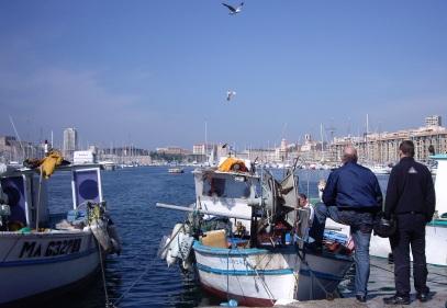 Marseille - le Vieux Port