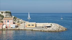 Marseille - Derrière le Pharo
