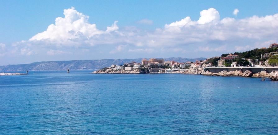 Marseille - La Corniche