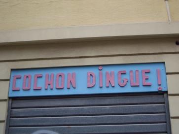 Marseille - Le Cochon Dingue