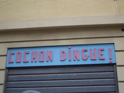 Marseille - Le Cochon Dingue