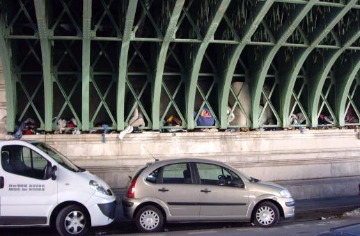 SDF à Marseille