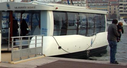 ferry boat