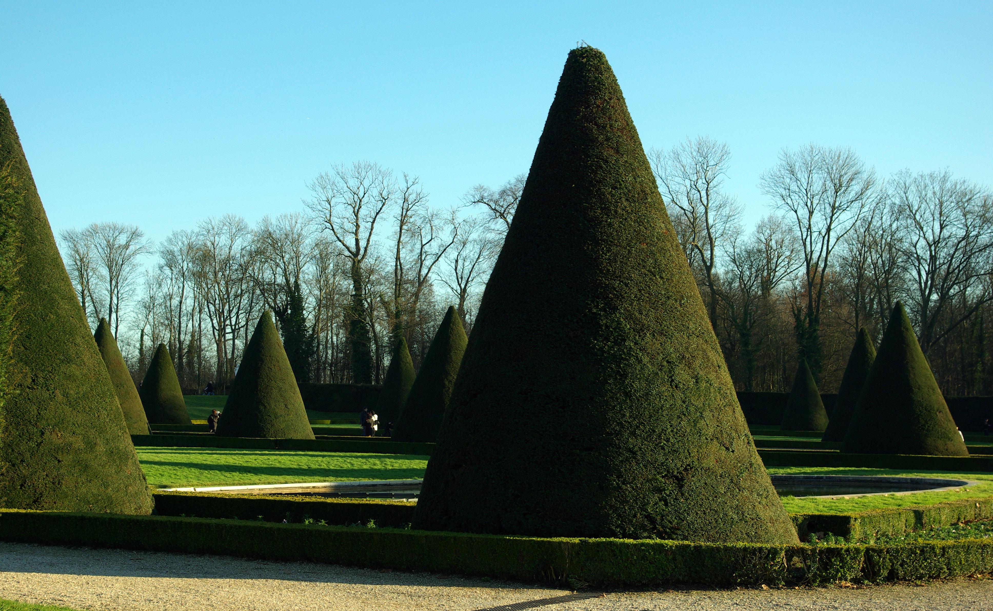 Parc de sceaux jardin la fran aise je dis tu dis - Jardin a la francaise caracteristique ...