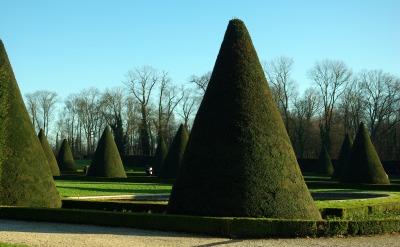 Parc de Sceaux - jardin à la française