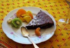 La tarte d'anniversaire