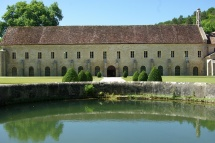 Abbaye de Fontenay 4