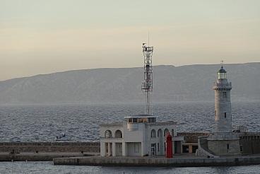 Marseille La baie