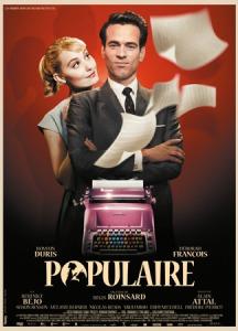 Populaire - Affiche du film