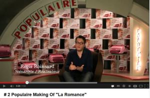 Populaire - Making of 2