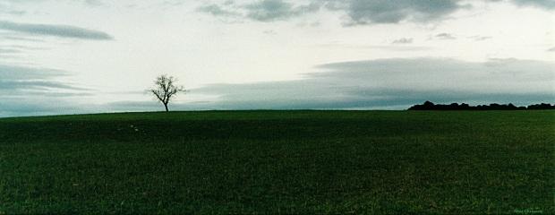 Hiver en Aveyron