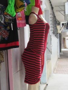 Mannequins à Cayenne