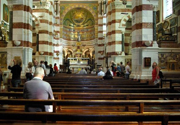 4 Notre Dame de la Garde Prière