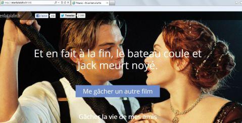 Eh oui, c'est aussi romantique que ça !