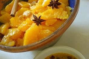 Oranges et anis étoilé