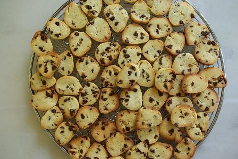 Biscuits qui refroidissent