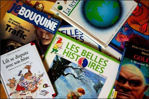 Lectures d'enfant