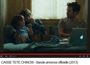 casse tete chinois Bande annonce