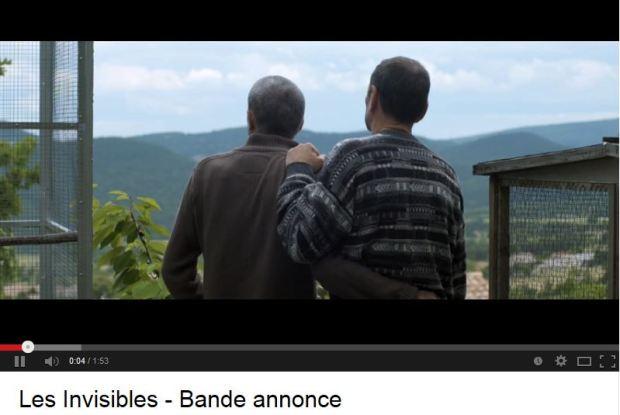 Les invisibles bande annonce