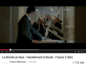 harcèlement France 5