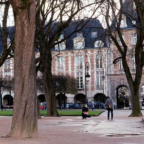 Place des Vosges1