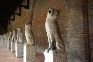 Les gargouilles du Musée des Augustins Toulouse