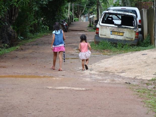 Petites Guyanaises