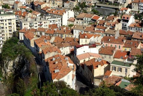 Toits de Marseille