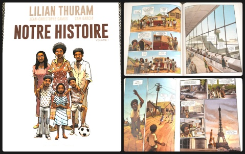 Lilian Thuram BD