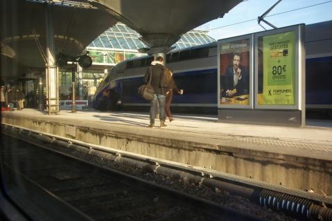 TGV sud est