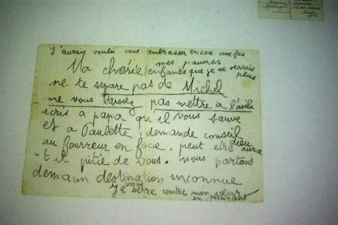 La lettre de Suzanne