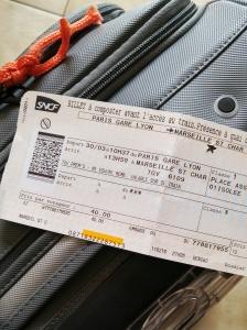 Voyage TGV