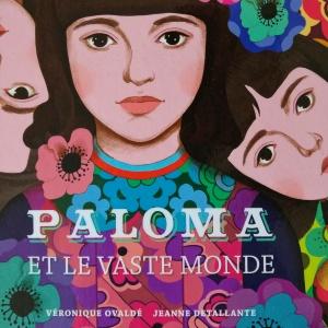 Paloma Couverture