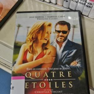 Quatre Etoiles DVD