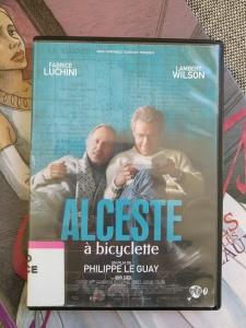 Alceste à bicyclette DVD